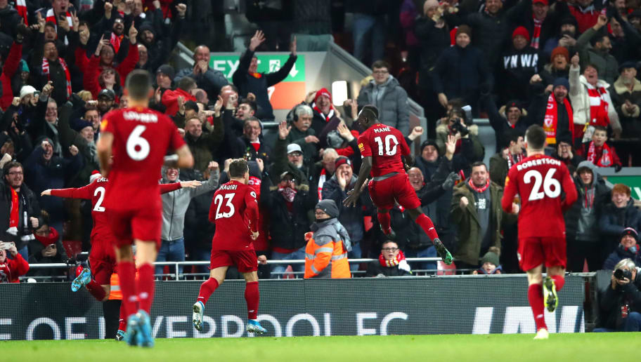 Liverpool's Revamped Tactics Show They Are Not Standing Still in the Title Race