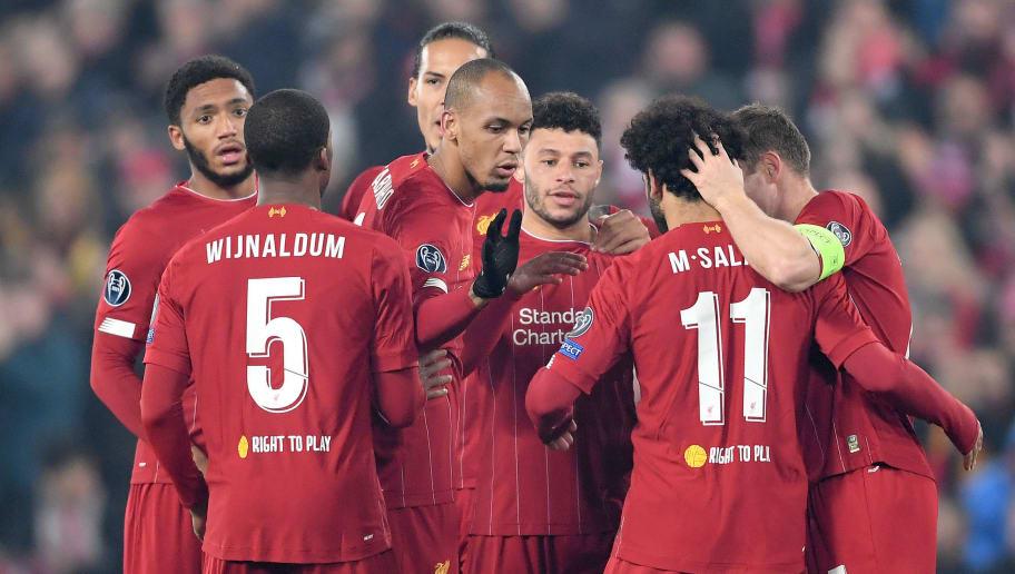 Alex Oxlade-Chamberlain,Mohamed Salah,Georginio Wijnaldum