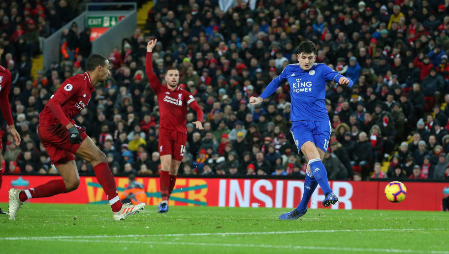 liverpool 1 1 leicester report ratings reaction as reds blow chance to go 7 points clear 90min liverpool 1 1 leicester report