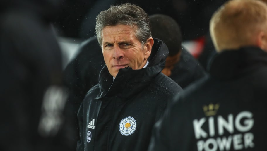 Tottenham Vs Leicester 5 4: Tottenham Vs Leicester: Claude Puel's Best Available Foxes