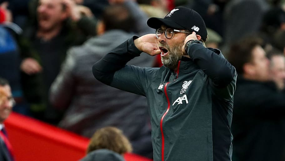 Liverpool Win Streak Sets Up Chance to Equal Premier League Record in Clash With Man Utd