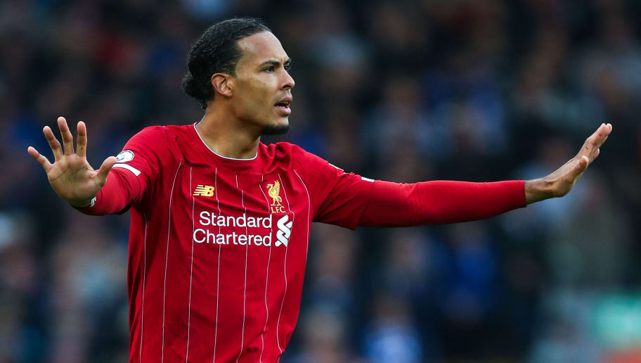 Virgil van Dijk Insists Liverpool Have 'Nothing to Lose' in Premier League Title Race