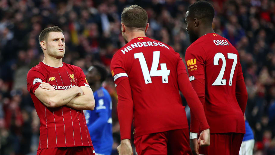 James Milner Reveals Liverpool Contract 'Talks' With Current Deal Close to Expiry