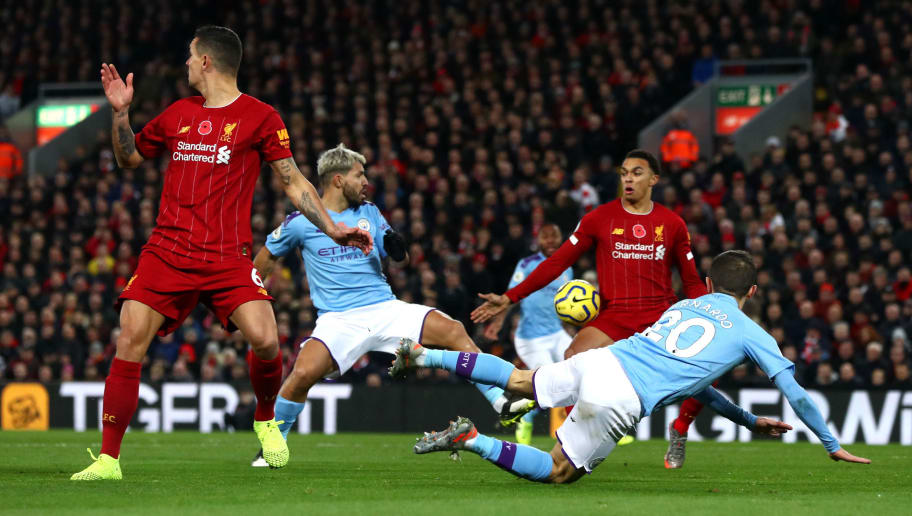Man City Legend Vincent Kompany Slams VAR Decision to Not Award Penalty Against Liverpool
