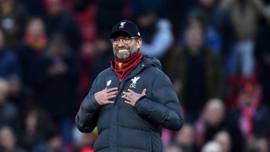 Jurgen Klopp Reveals His Favourite Liverpool Game This Season So Far