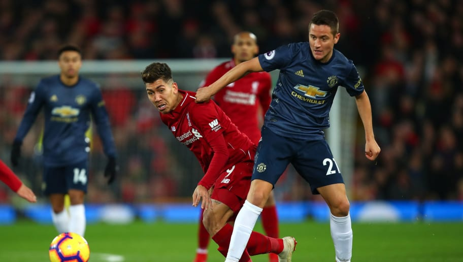 Manchester United Vs Liverpool Picking A Combined Xi Ahead Of