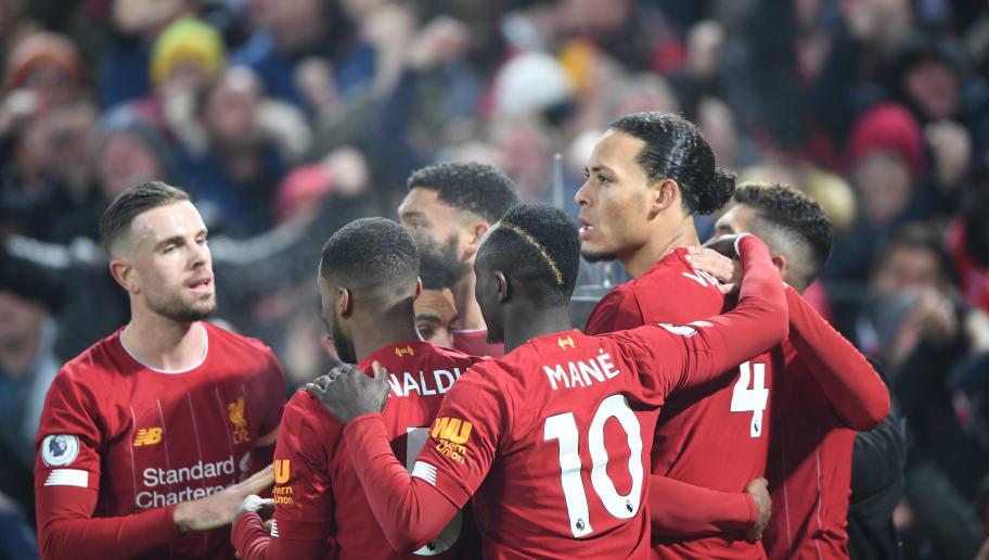 Liverpool FC v Manchester United - Premier League