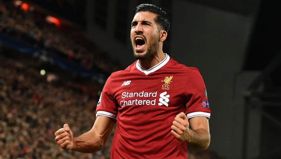 A Key Reason For Emre Can Failing To Agree New Contract At