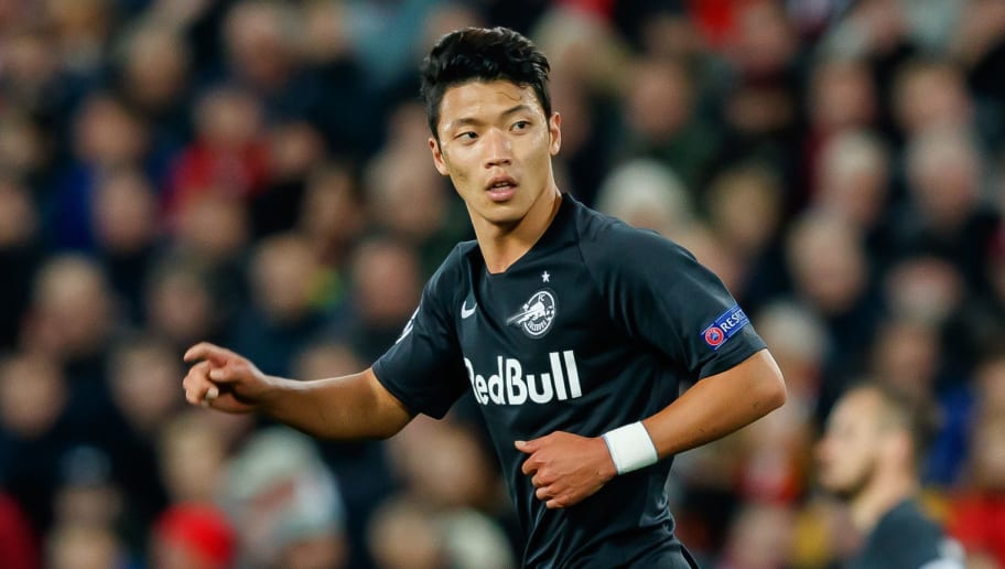 Wolves Rival Arsenal & Crystal Palace in Race for RB Salzburg's Hwang Hee-Chan