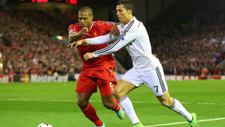 Glen Johnson,Cristiano Ronaldo