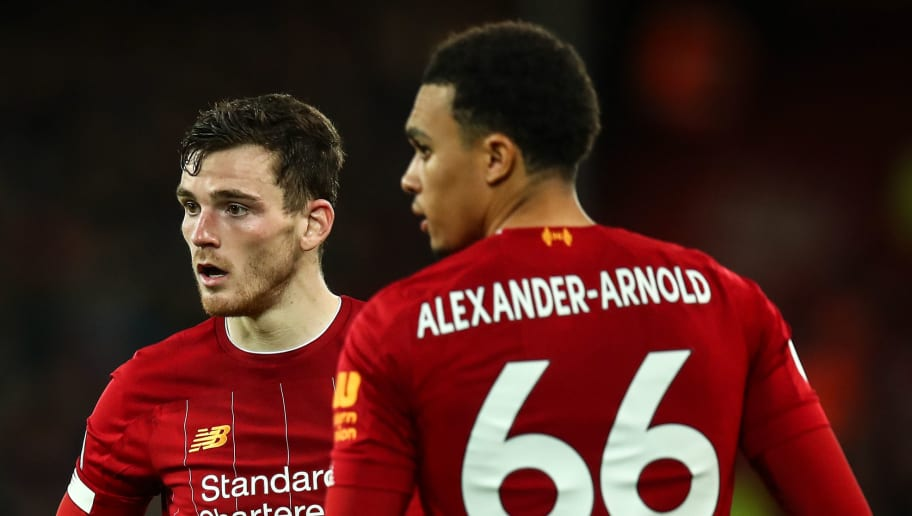 Andy Robertson,Trent Alexander-Arnold