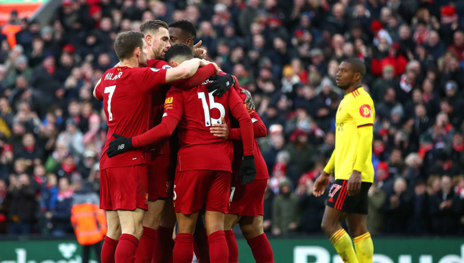 Premier League: Thing We Learned as Liverpool Breezed Past Watford 2-0