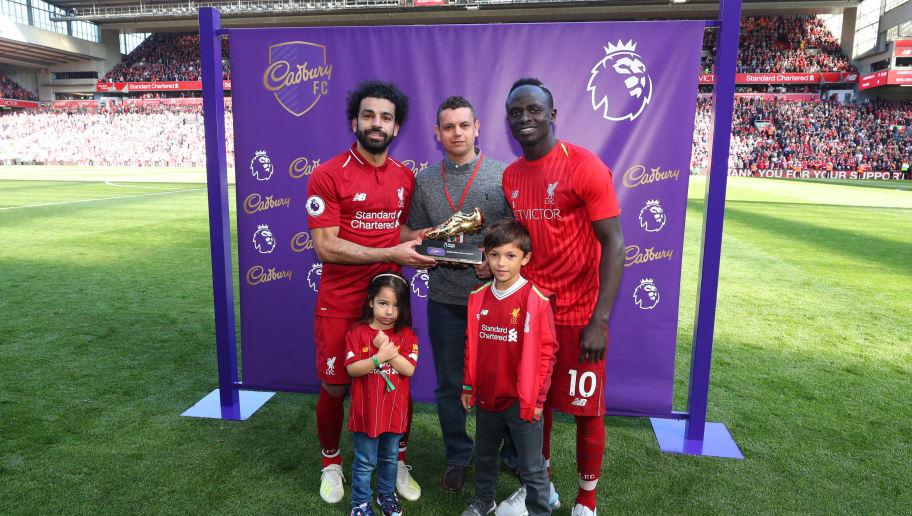 Mohamed Salah,Sadio Mane