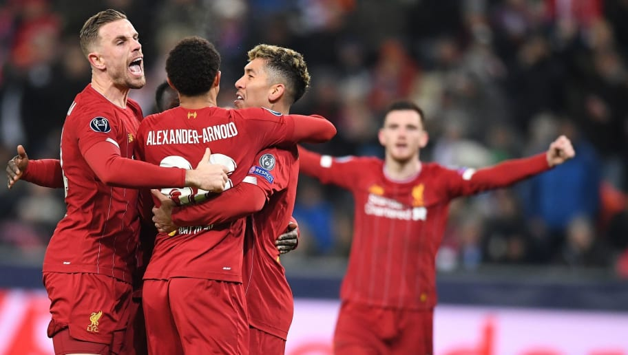 Twitter Reacts as Liverpool Show Clinical Edge to Reach the Champions League Knockout Stages