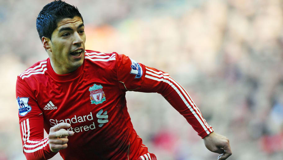 Image result for luis suarez sign for liverpool