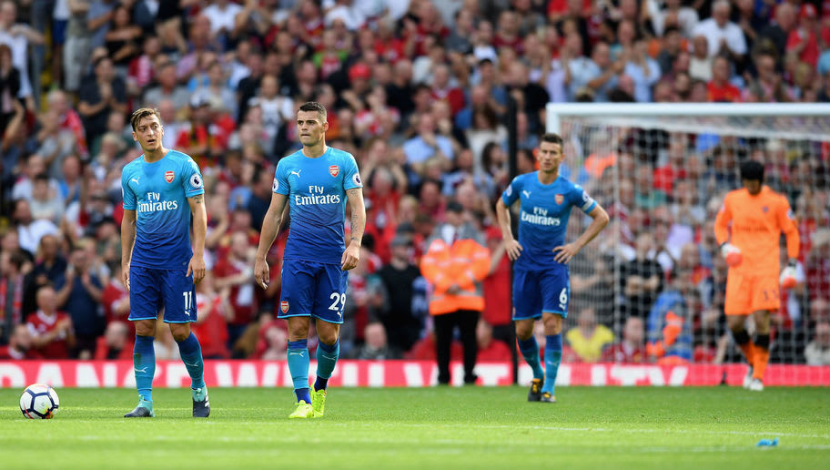 6 Stats That Show How Unbelievably Abysmal Arsenal Have Been Against the Top Six
