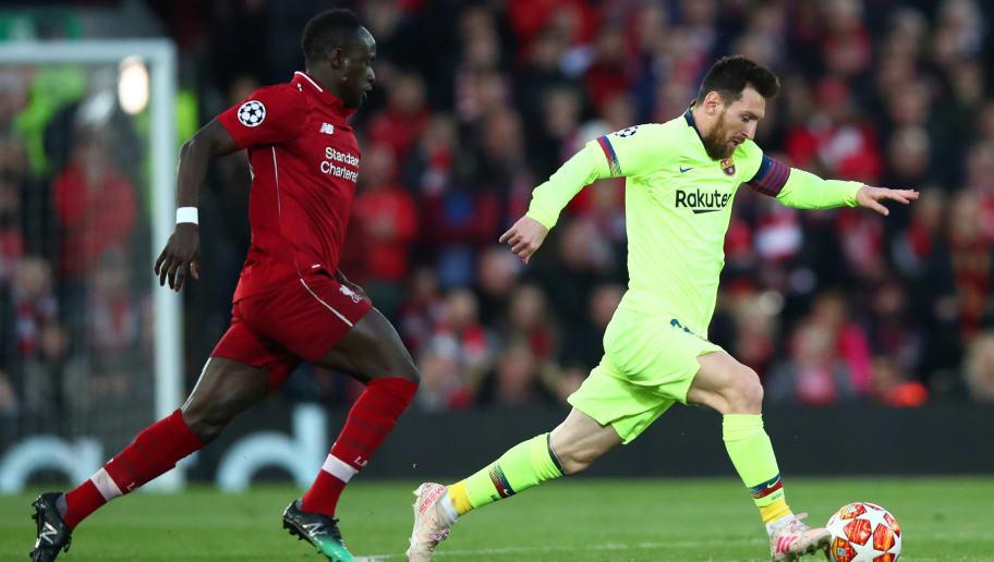 Lionel Messi,Sadio Mane