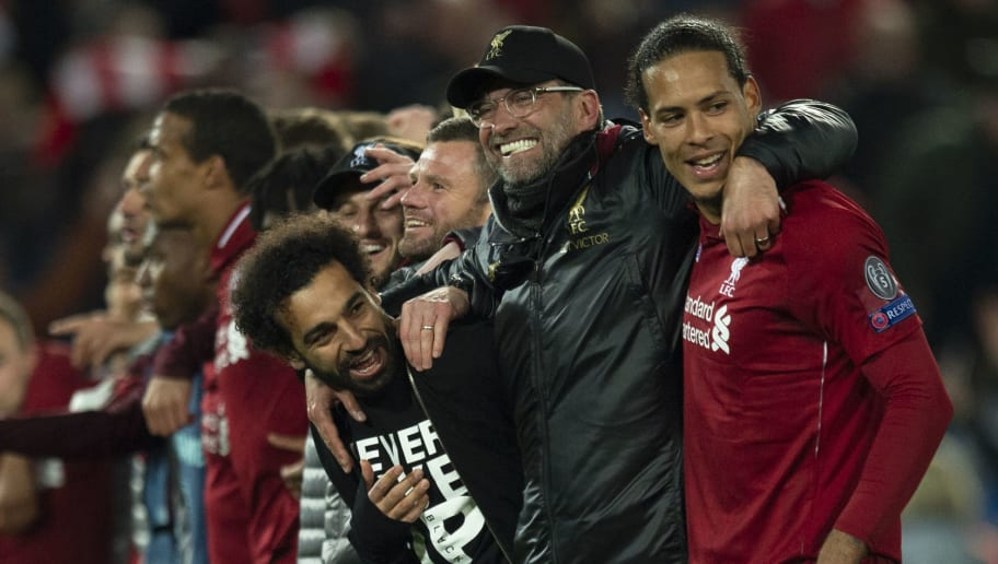 Jurgen Klopp Wins 2019 Great Coaching Moment of the Year for Champions League Heroics