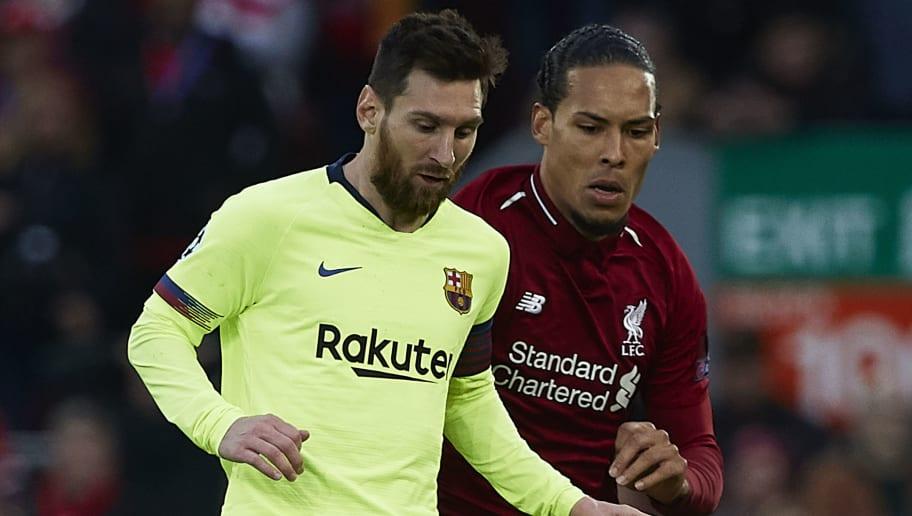 Lionel Messi,Virgil Van Dijk