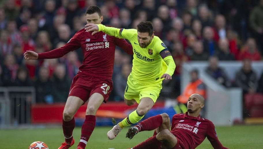 Lionel Messi,Andrew Robertson - Soccer Player,Fabio Henrique Tavares