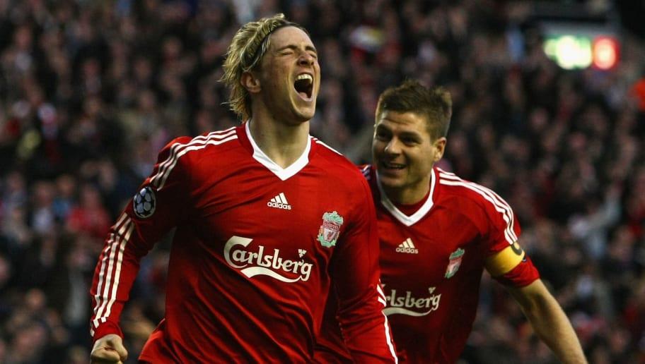 Fernando Torres,Steven Gerrard