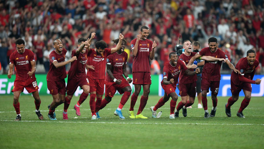 Twitter Reacts As Liverpool Beat Chelsea On Penalties In Istanbul To Lift Uefa Super Cup 90min