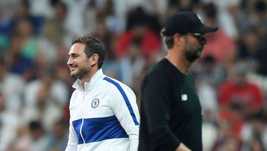 Frank Lampard,Jurgen Klopp