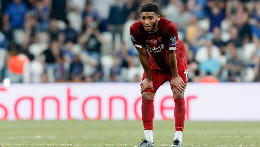 Forgotten Man Joe Gomez Is Facing His Biggest Challenge Yet as a Liverpool Player