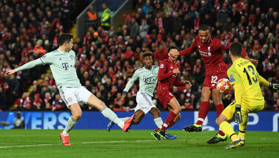Live Stream Bayern Liverpool