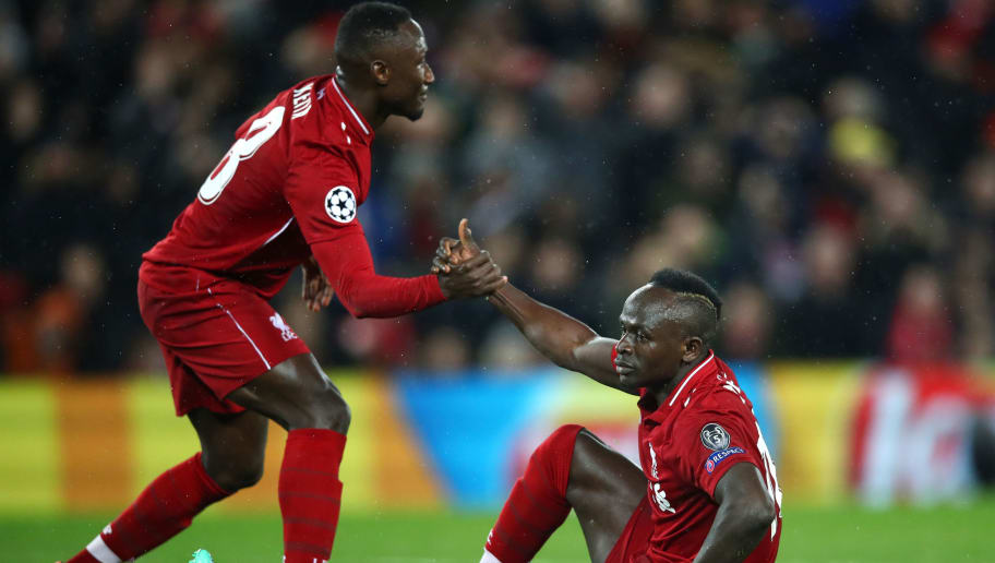 Sadio Mane Backs Naby Keita to Keep Improving; Claims Liverpool Are Yet to See His Best