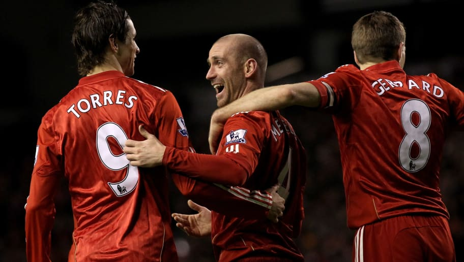 Raul Meireles,Fernando Torres,Steven Gerrard