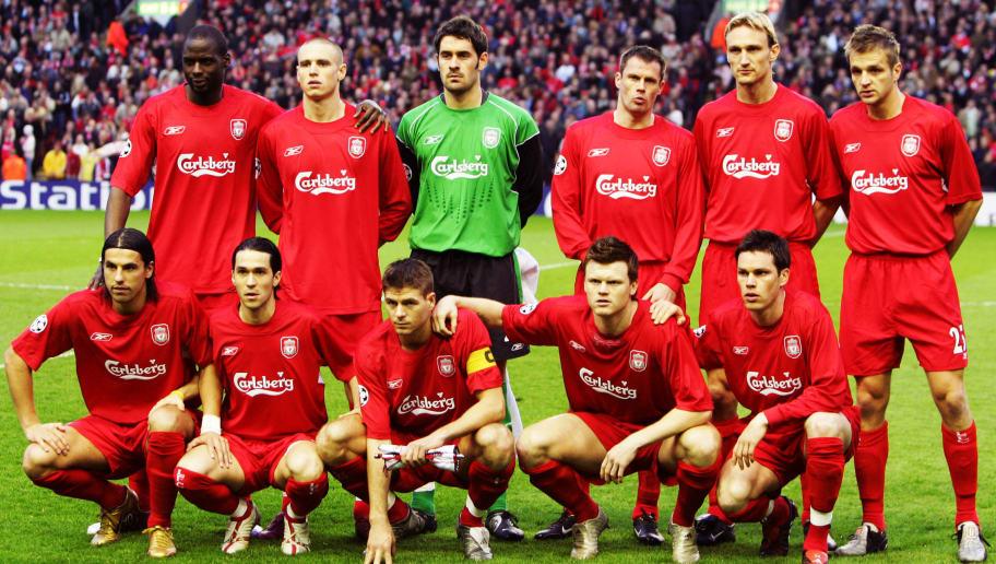 Liverpool v Juventus