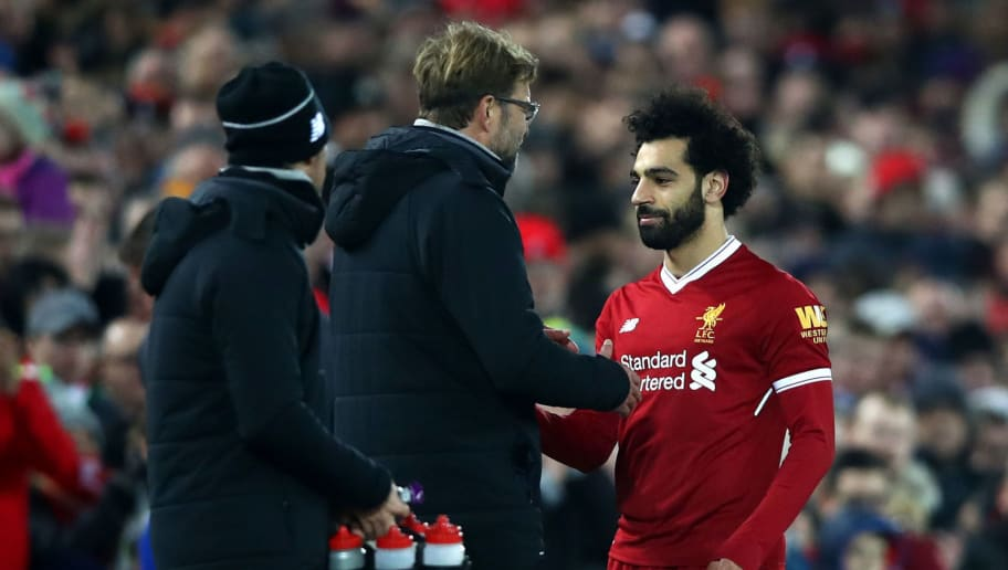 Jurgen Klopp Claims it Will Take 15 Years for Mohamed Salah to Match Real  Madrid s Cristiano Ronaldo 6a84d20e0