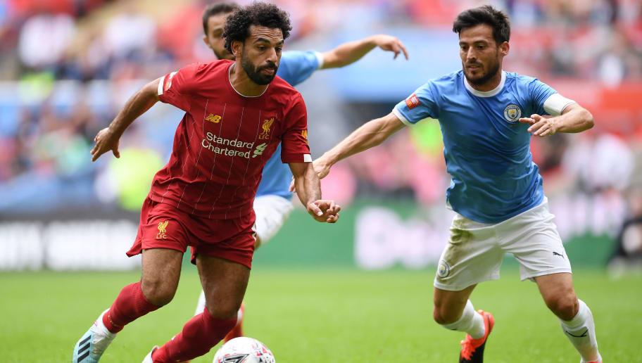Mohamed Salah,David Silva