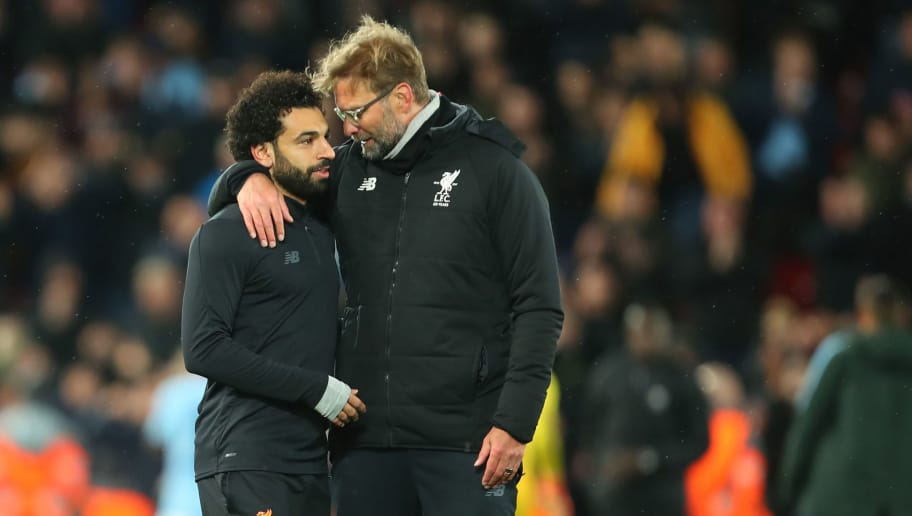 Liverpool Boss Jurgen Klopp Shared an Incredible Moment With Mo Salah After  Equaliser at Chelsea b5fb1df2d