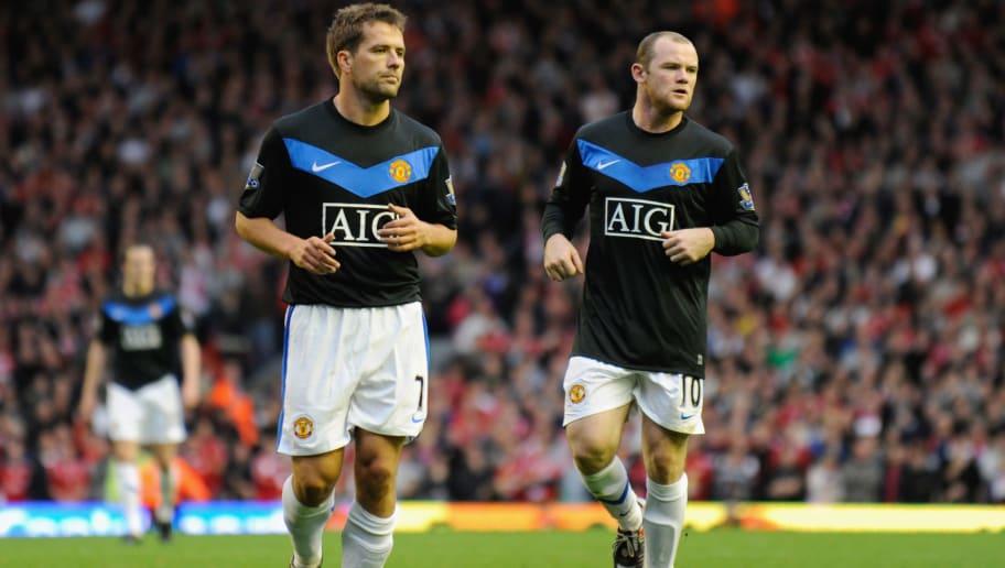 Wayne Rooney,Michael Owen