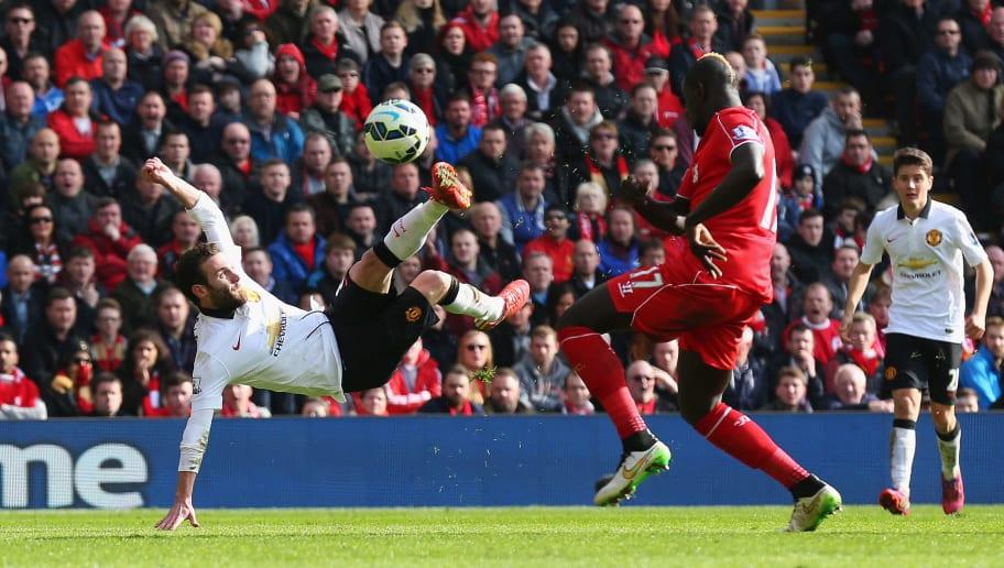 Juan Mata Talks Through Anfield Bicycle Kick That Gave Him Cult Hero Status at Man Utd