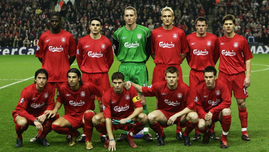 Liverpool v Olympiakos