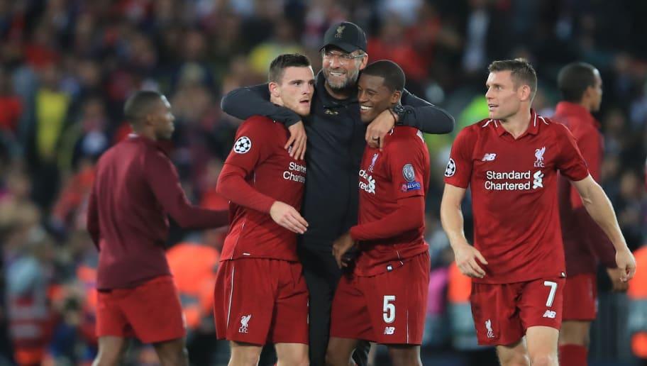 6f8f424a3d6 Jurgen Klopp Hails Liverpool Strikers Firmino   Sturridge After Dramatic  3-2 Win Over PSG