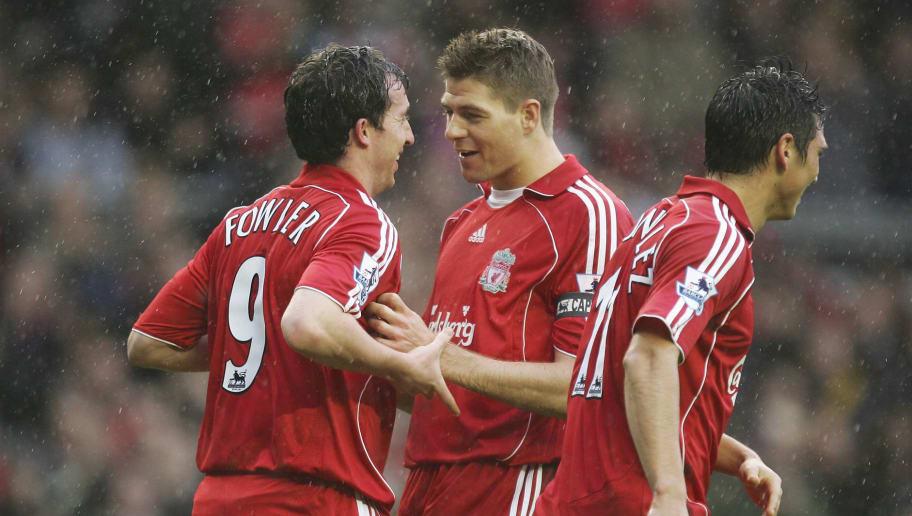 Robbie Fowler,Steven Gerrard