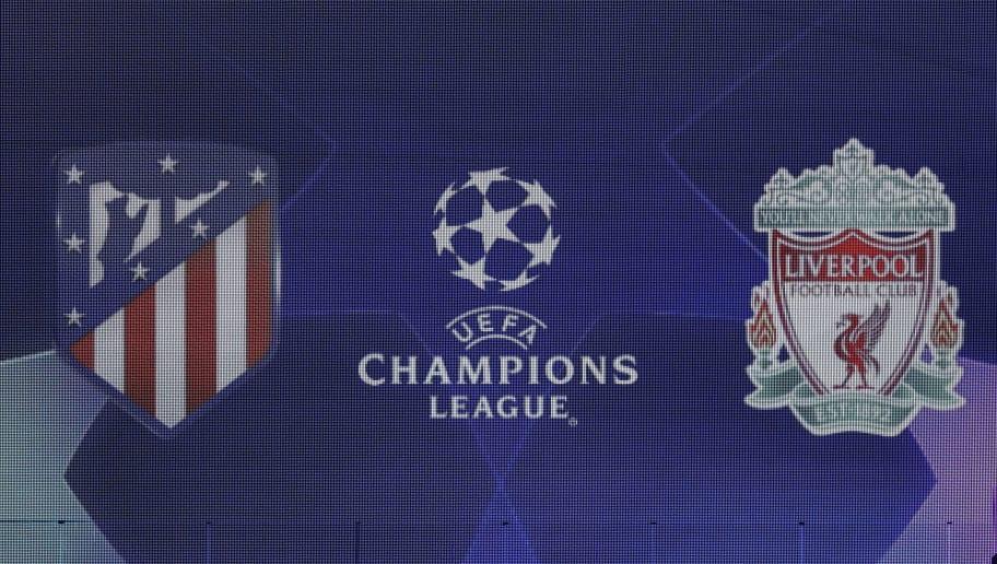 Liverpool walk around the stadium
