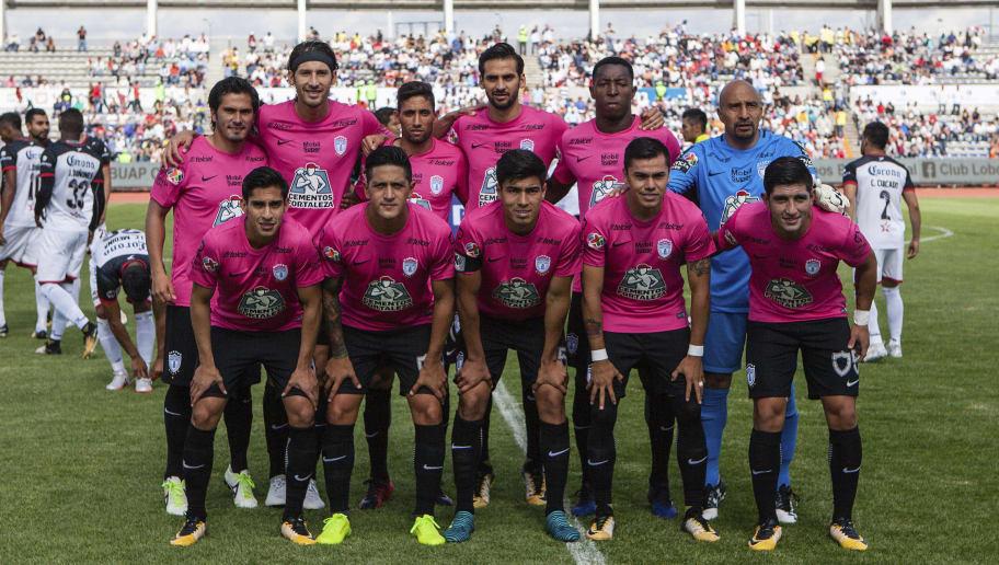 Lobos BUAP v Pachuca - Torneo Apertura 2017 Liga MX