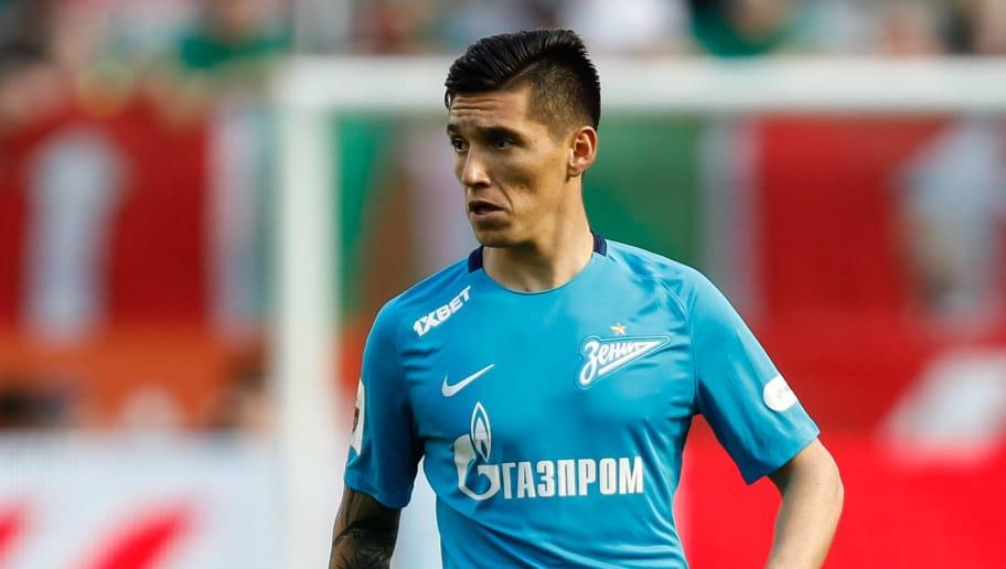 Lokomotiv Moscow v Zenit Saint Petersburg - Russian Premier League