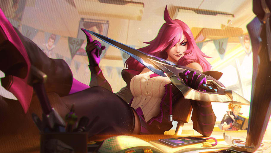 Brand, Caitlyn, more received balance changes in the latest League of Legends Patch 9.10 PBE update.