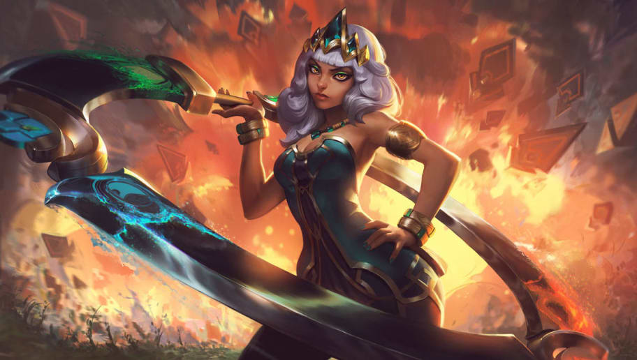 Qiyana, set to release in League of Legends Patch 9.13, arrived in the latest PBE update.