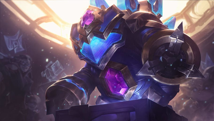Hextech Rammus Skin Splash Art, Price, Rarity, Release Date