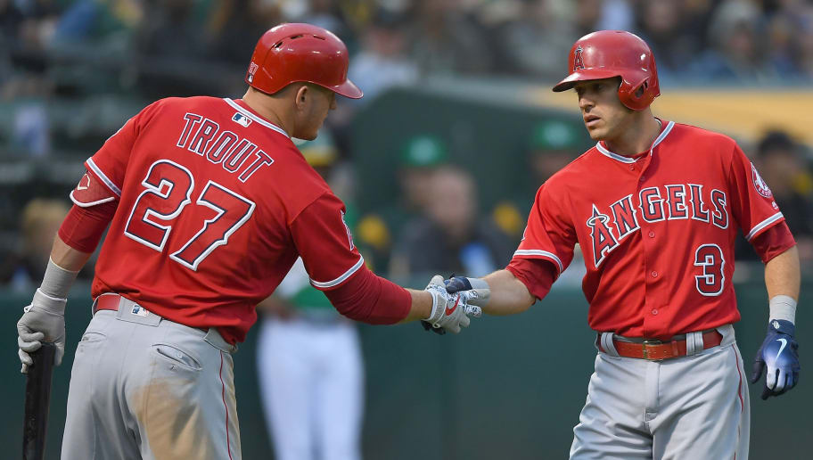 Ian Kinsler,Mike Trout