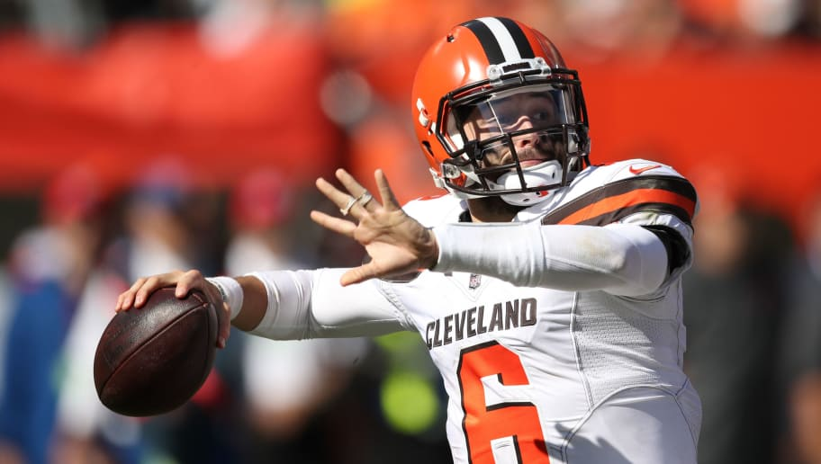 94f9dbfbc41 Baker Mayfield Still Favorite in Week 7 Offensive Rookie of the Year Odds