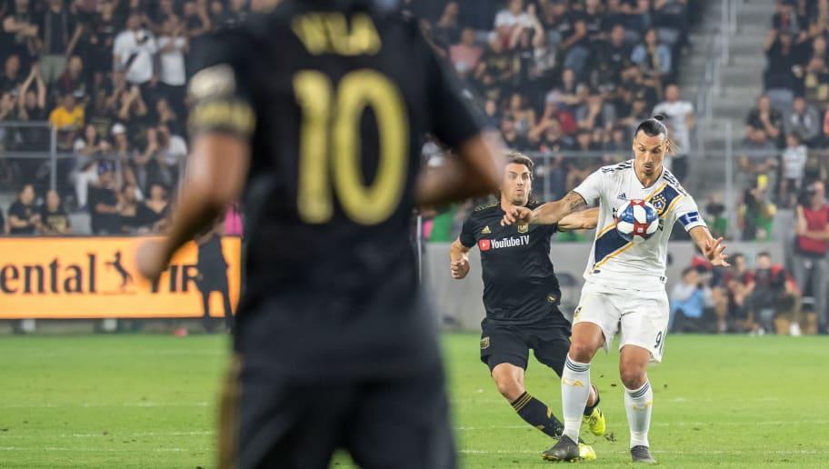 Zlatan Ibrahimovic,Carlos Vela