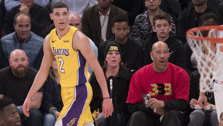 d4524be842ee Lakers Need to Trade Lonzo if LaVar Leaked Knee Injury to Prevent Trade